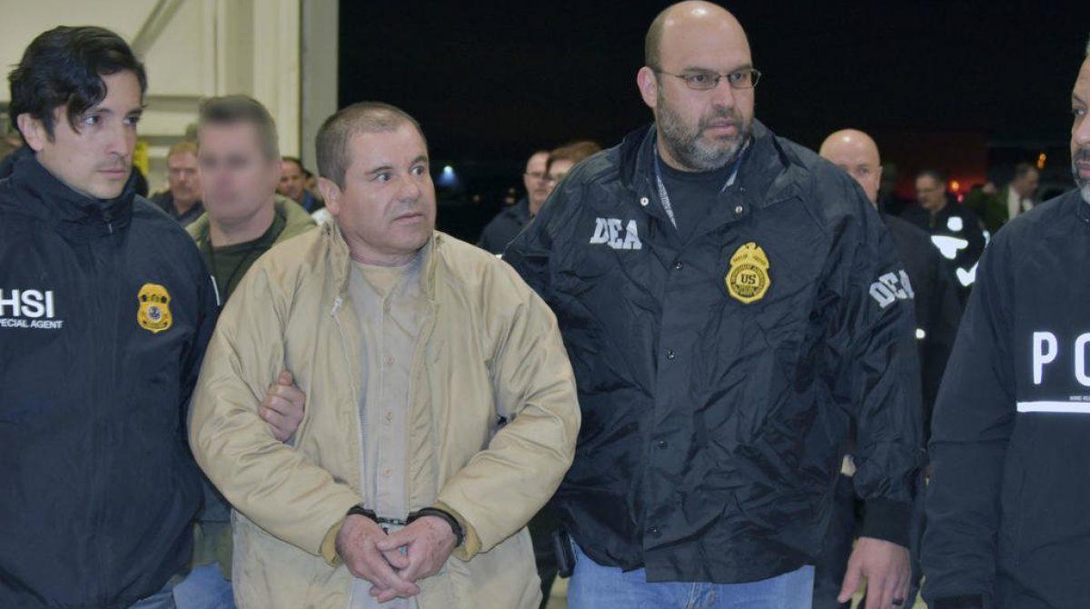 El narco Chapo Guzmán fue condenado a cadena perpetua