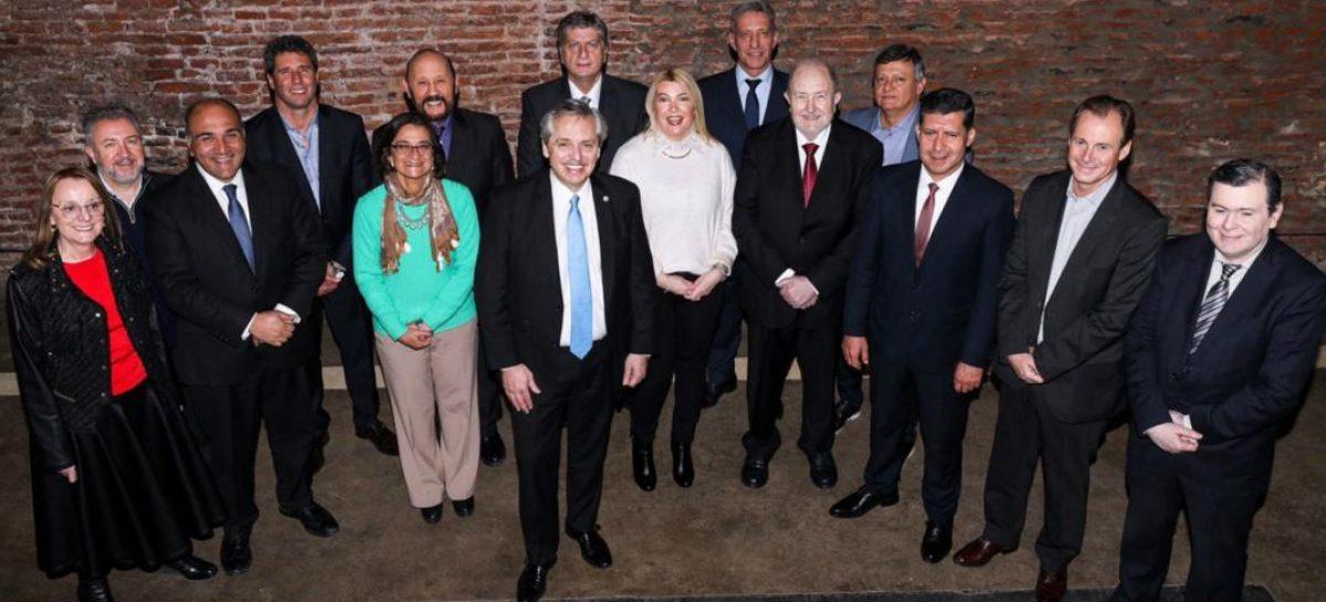 Alberto Fernández reprogramó su visita a La Rioja