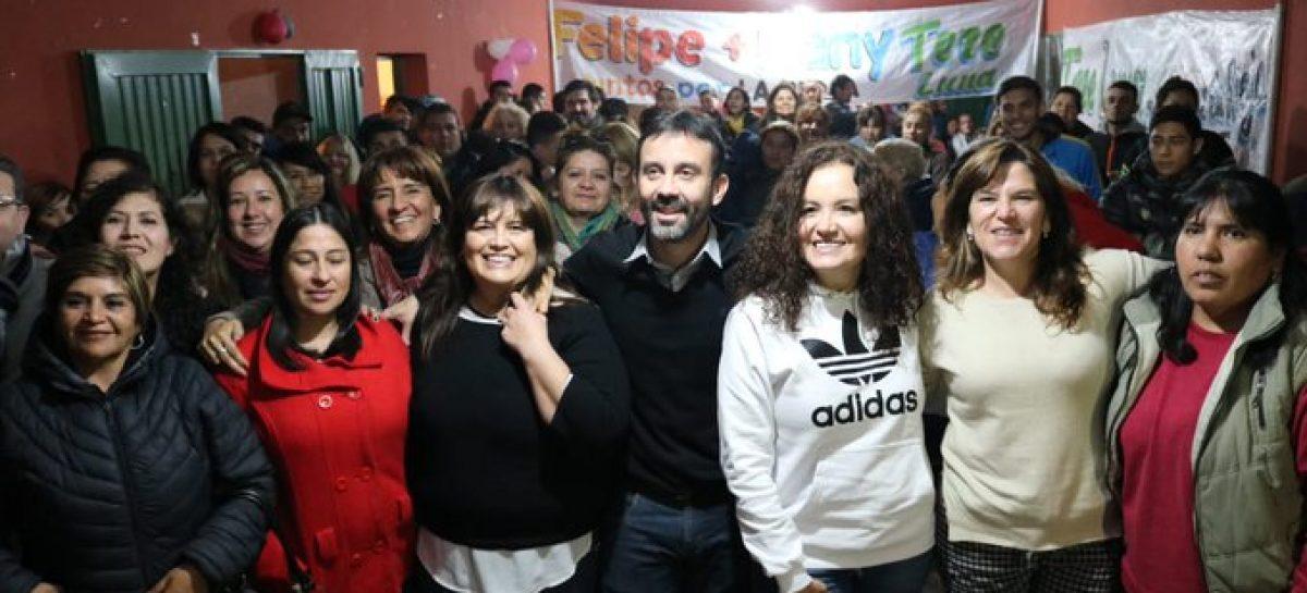 """Felipe Alvarez tildó a los estatales de """"víctimas"""" del gobierno riojano"""