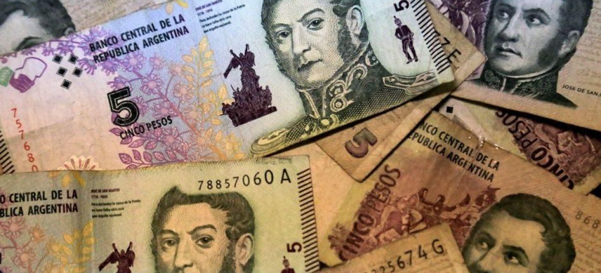 EXTENDIERON NUEVAMENTE EL PLAZO PARA CANJEAR BILLETES DE $5