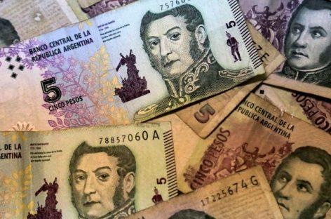 Postergan un mes la salida de circulación del billete de 5 pesos