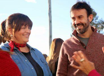 Felipe Álvarez largó en Capital su campaña pensando en las PASO