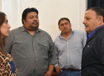 Los Llanos + 1 confirmaron su adhesión a la boleta de Quintela – López