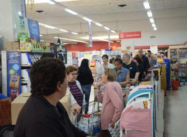 Los super siguen triplicando sus ventas los jueves de #TeSuperBanco