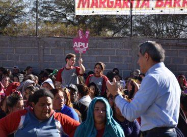 Paredes Urquiza reiteró que no baja su candidatura a gobernador