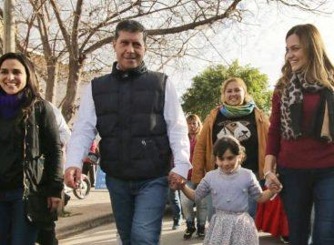 Madera y el voto por Sergio Casas y Alberto Fernández: «son la esperanza»