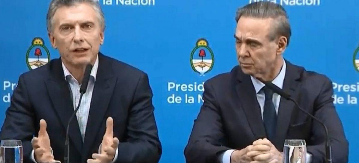 """Macri, tras la victoria del Frente de Todos: """"hubo bronca por la economía"""""""
