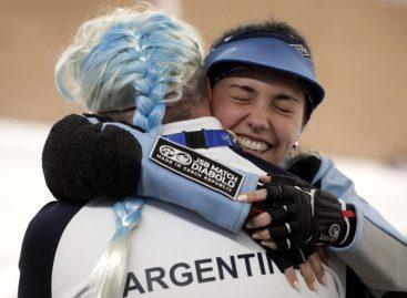 Panamericanos. Bronce y pasaje a los Juegos Olímpicos para Fernanda Russo
