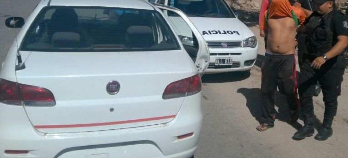 Santiagueño depravado fue detenido en Aimogasta