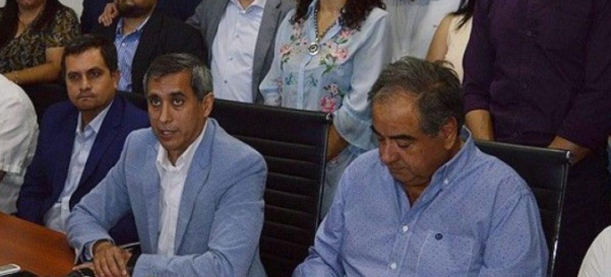 La alianza que no fue: Paredes Urquiza – Julio Martínez