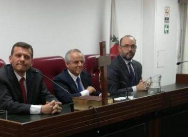 Mario Martínez asumió como nuevo juez federal de La Rioja