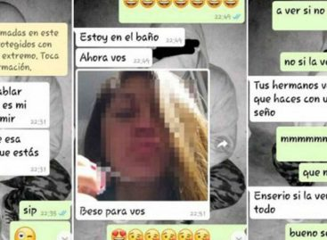 Maestra acosaba vía Whatsapp a un alumno de 13 años