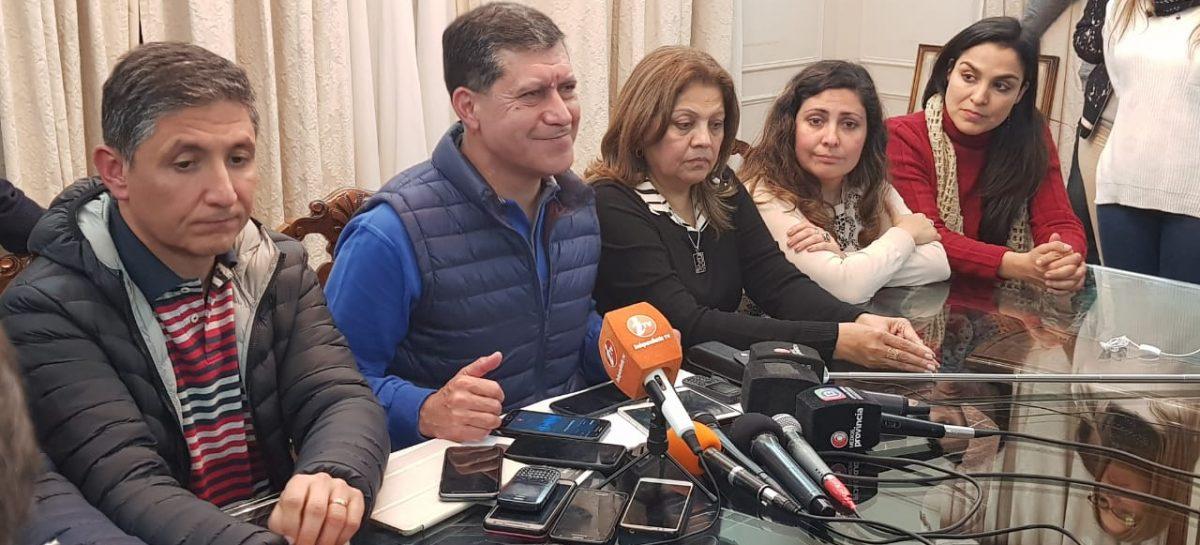 PASO. TRIUNFO CONTUNDENTE DE ALBERTO FERNÁNDEZ Y SERGIO CASAS EN LA RIOJA