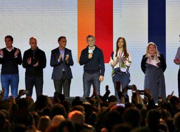 PASO. Mauricio Macri reconoció la dura derrota electoral
