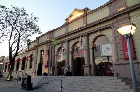 Una pareja fue descubierta teniendo sexo en el Paseo Cultural: fue demorada