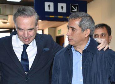 Ratifican prohibición a Paredes Urquiza de usar símbolos justicialistas