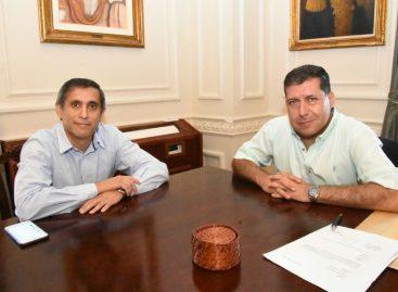 Casas auxilió a Paredes con $11 millones para el pago de PEM