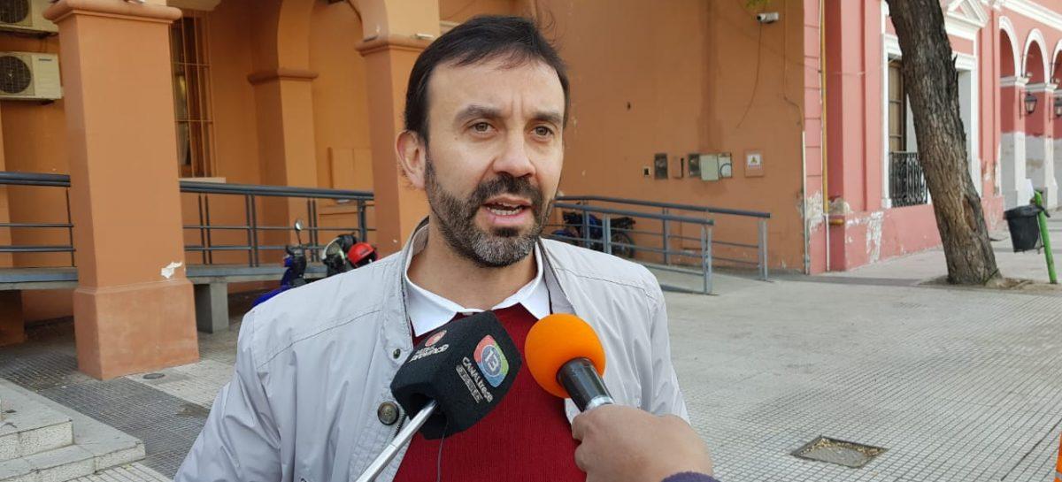 """Votó Felipe Alvarez: """"es una elección nacional, en octubre será otra historia"""""""
