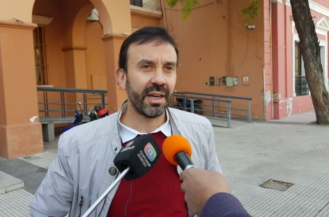 Votó Felipe Alvarez: «es una elección nacional, en octubre será otra historia»