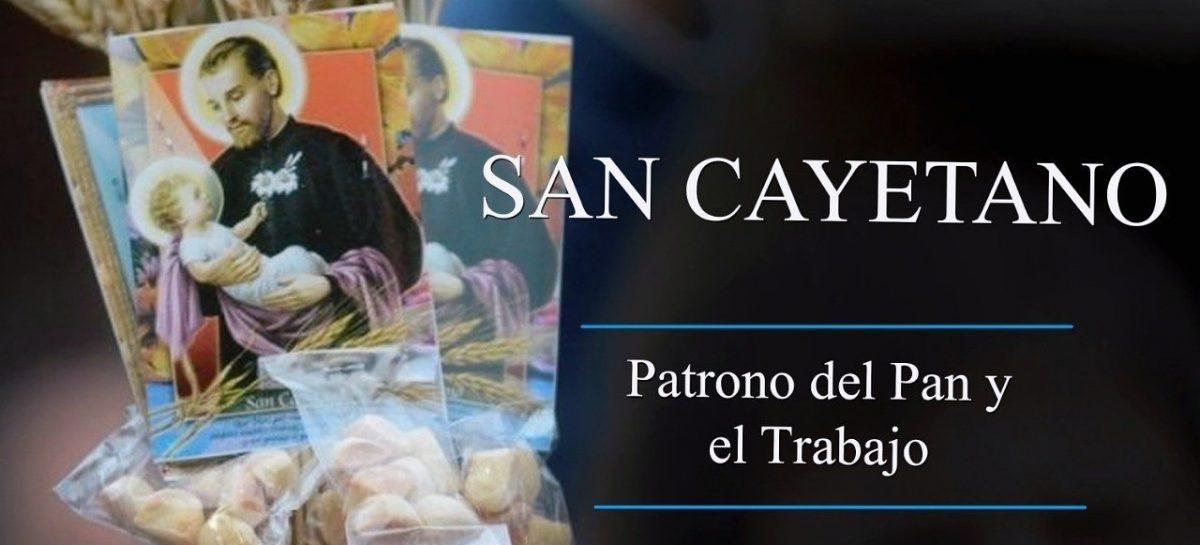 Quién fue San Cayetano, el santo patrono del pan y el trabajo