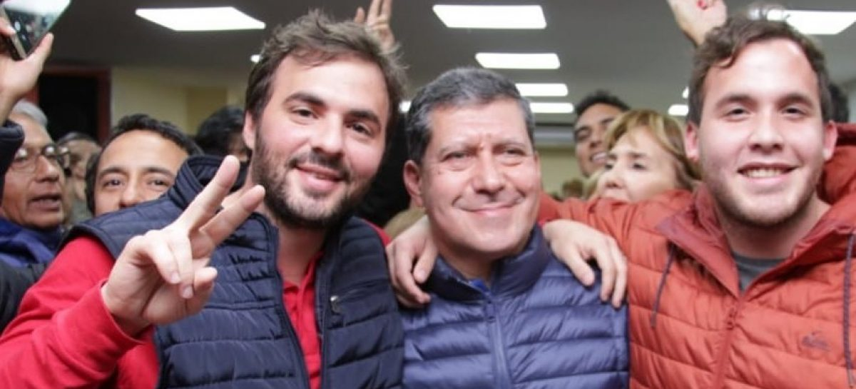 Santander: «La gente depositó otra vez su confianza a Casas»
