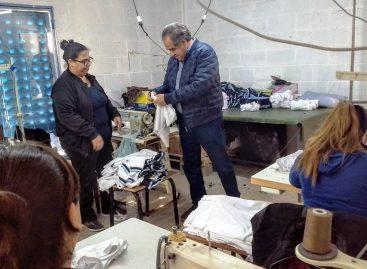 Julio Martínez reactivó su campaña por la gobernación