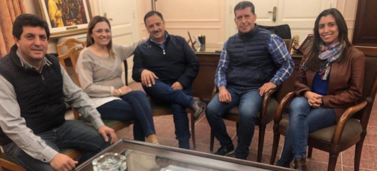 Ricardo Quintela gobernador – Florencia López vice, la fórmula del Frente de Todos