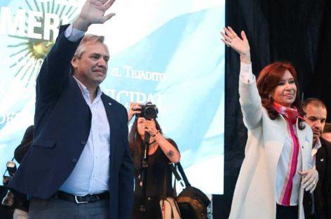 Fernández aplastó a Macri en las PASO: le sacó 4 millones de votos