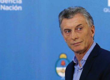 Tras la dura derrota en las PASO, Macri lanzó paquete de medidas económicas