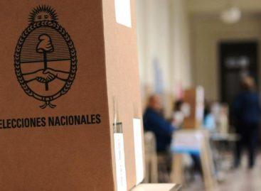 Los candidatos a gobernador podrán llevar colectoras a intendente