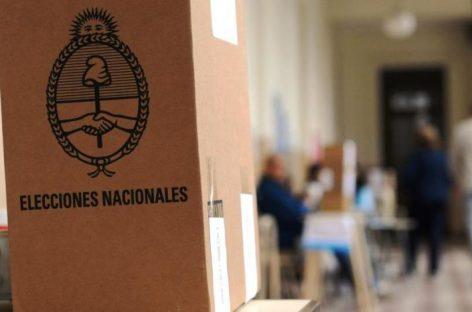 ELECCIONES PROVINCIALES. SE PREVÉ QUE SEAN CONJUNTAMENTE CON NACIONALES
