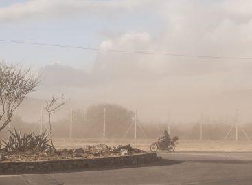 Alerta meteorológica por vientos de hasta 60 km/h en La Rioja