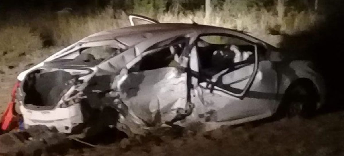Un muerto en brutal choque en ruta 38