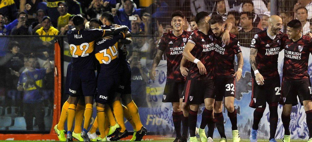 Copa Libertadores. Todo listo para la primera semifinal River – Boca