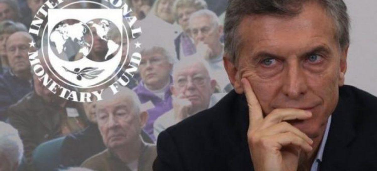 El FMI dejó en stand by el tercer desembolso para la gestión Macri