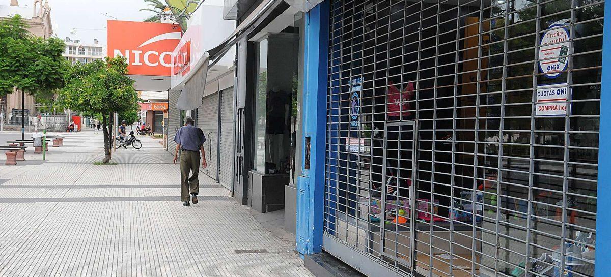 El Centro Comercial riojano rechazó el bono de $5.000 a privados