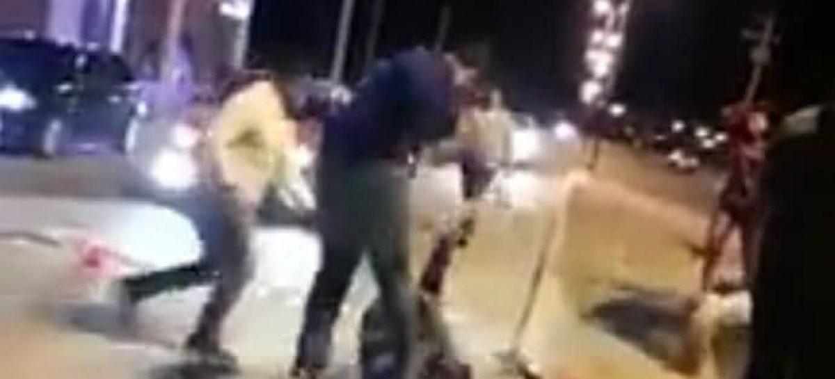 Fue salvajemente golpeado a la salida de un baile y terminó internado