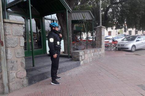 Alerta por un exhibicionista en la zona de la Vieja Estación