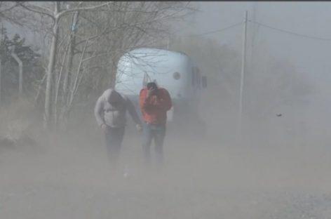 Alerta meteorológica en La Rioja por vientos de hasta 75 km/h