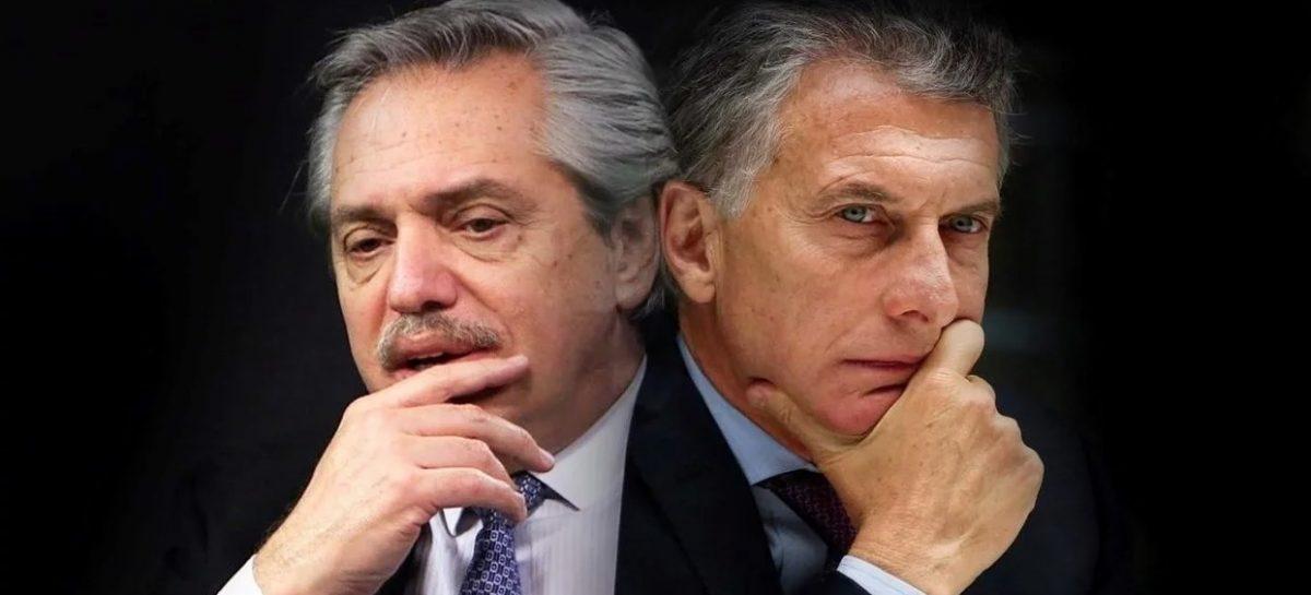 Fernández le gana a Macri en primera vuelta según tres nuevas encuestas