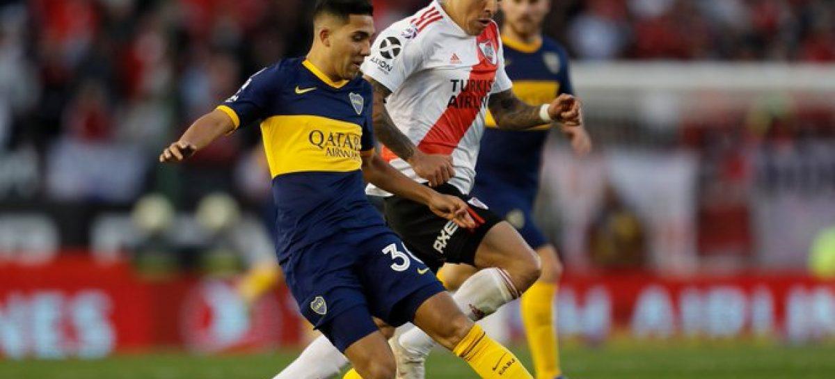 Deslucido empate sin goles entre River y Boca en el Monumental