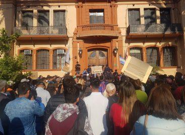 Libran detenciones por la violenta protesta de los PEM