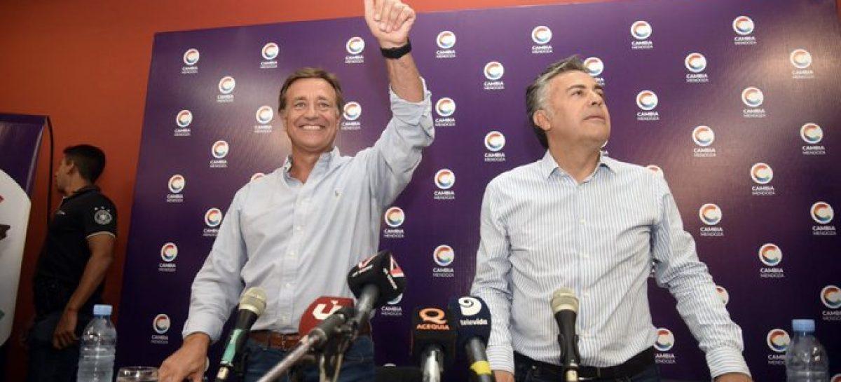 El radical Rodolfo Suarez es el nuevo gobernador de Mendoza