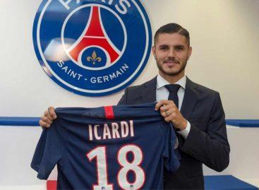 Icardi es nuevo jugador del PSG