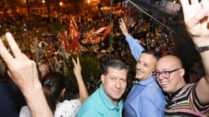 QUINTELA GOBERNADOR ELECTO DE LA RIOJA