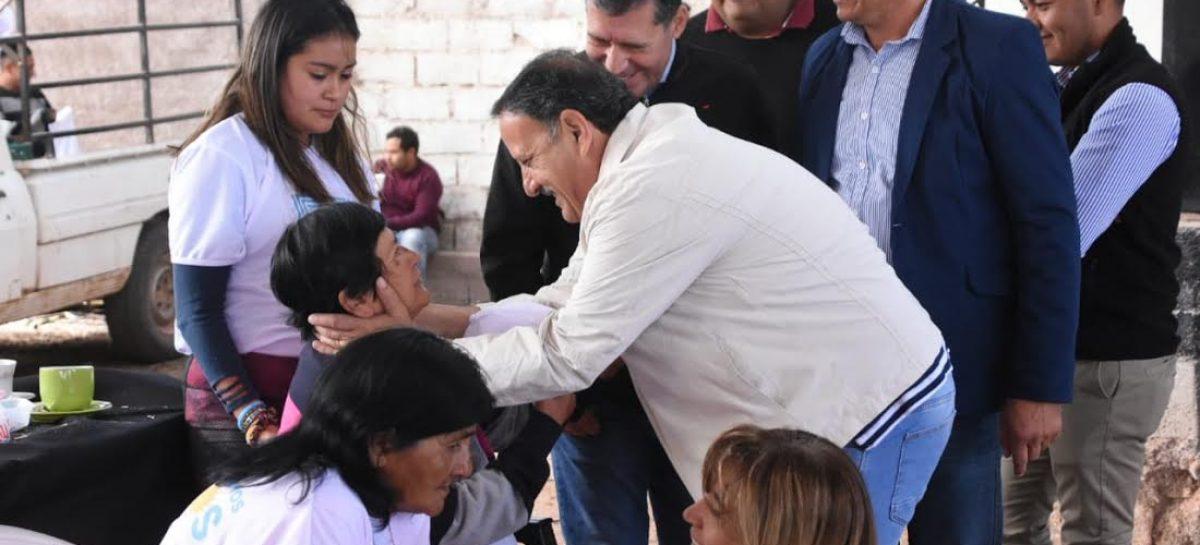 """Quintela: """"la gente tomó conciencia de las mentiras de Macri"""""""