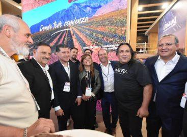 Con Casas y Quintela a la cabeza, La Rioja presentó la Chaya 2020