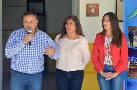 Tres intendentes de departamentos claves ratificaron respaldo a Quintela