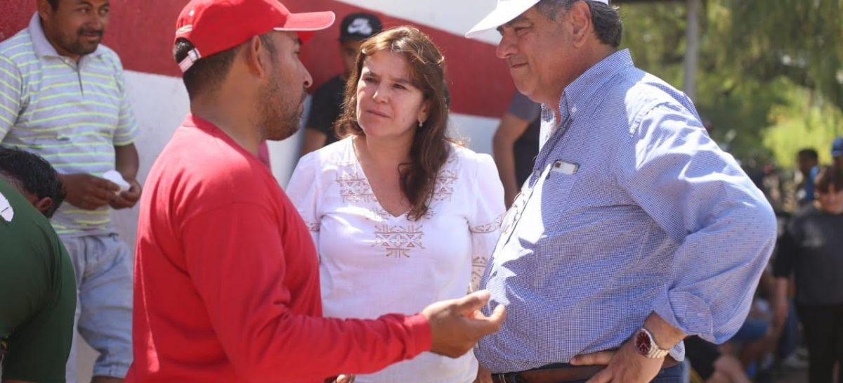 Debate de candidatos. Al pedido de Beder se sumó Julio Martínez