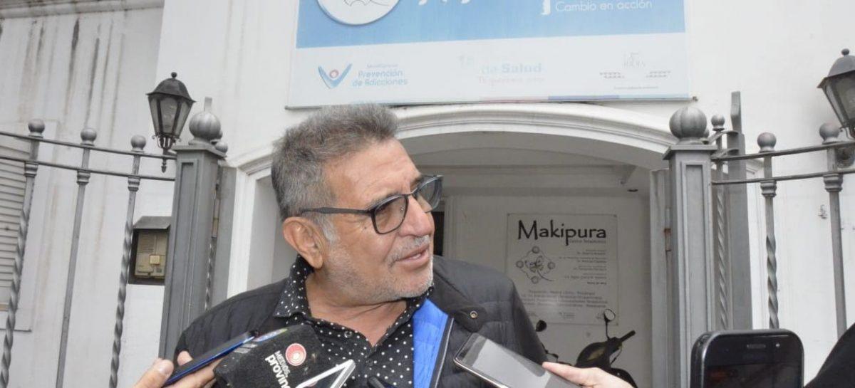 Beder cuestionó la falta de debate de candidatos a gobernador